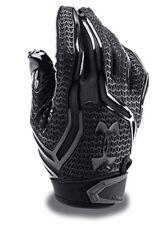 New NFL Under Armour UA Swarm Skill Receiver Football Gloves Sz M 1271170 Adult