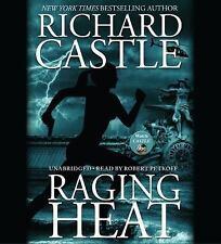 Nikki Heat: Raging Heat Bk. 6 by Richard Castle (2014, CD, Unabridged)
