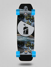 Surfskate Txin complete with Glutier T12 Trucks Surf Skate Palm Beach 31,5