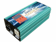 5000w LF pure sine wave power inverter dc12v/ac110v/battery charger/power tool
