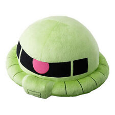 GUNDAM Char Aznable Zaku Cosplay Plush Pillow Bolster Doll Toy Kids Gift 40cm