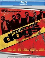 Reservoir Dogs New Blu Ray Sealed 15th Anniversary Edition Quentin Tarantino