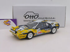 Ottomobile 567 # Ferrari 308 GTB Rallye Gruppe4 No.30 Regioni 1986 Manini 1:18