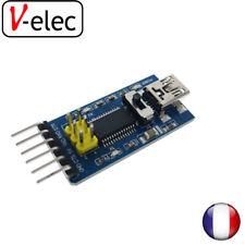 1305# FT232RL 3.3V 5.5V FTDI USB to TTL Serial Adapter Module for Arduino