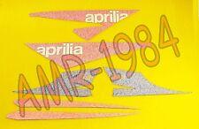 SERIE ADESIVI DECALCO APRILIA SR 50 SBK 2003 CARROZZERIA CENTRALE  AP8267904