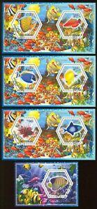 Marine fauna FISHES 4s/s 2014