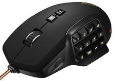 Despot 17 Button MMO Gaming Mouse, Black - CANYON