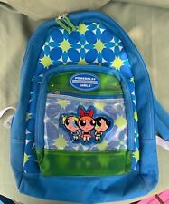 Vintage Powerpuff Girls Adult Size Backpack, from year 2000