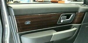 Land Rover Range Rover Sport 2006-2009 OEM Genuine Stained Zebrano Interior Trim