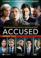 DVD Accused Series 1 & 2 Richard Laxton Ashley Pearce D. Cond Anna MA