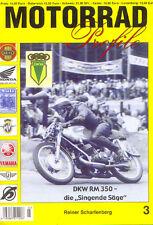 Motorrad Profile 3 - DKW RM 350