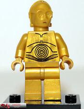Lego® Star Wars, Minifigur, Figuren, sw161, C-3PO, 8092, 8129, 10188, 10198