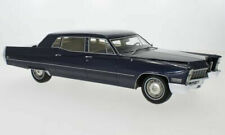 BoS 1967 Cadillac Fleetwood Series 75 Limousine Dark Blue 1:18*NEW SELLING FAST!