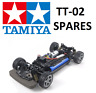 Tamiya TT-02 Spares Bags Chassis Suspension Rims  A B C D G P SPLIT TT02