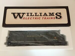 Williams Electric Trains Pennsylvania SD-45 CAB #4655 - PRR - GREEN