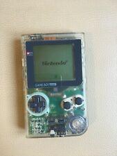 Nintendo Game Boy Pocket Transparent - Zustand sehr gut!