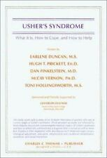 Usher's Syndrome: What It Is-ExLibrary
