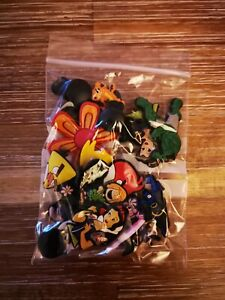 Wholesale Mixed bags of 10 or 20 Shoe Charms aka Jibbitz