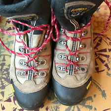 ASOLO Fugitive GTX Trail Hiking Backpacking Boots US 12 - Excellent - Free Ship