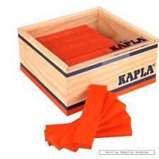 Kapla Blokken - Oranje (40 st) (door Kapla) 00506