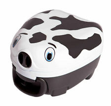 My Carry Potty Portable Travel Baby Potty With Lid Toilet Training - Cow Design