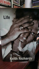 Life by Keith Richards Book (2010, Hardcover) Rolling Stones Guitar