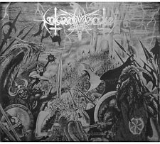 NOKTURNAL MORTUM - To the Gates of Blasphemous Fire / New CD 1998/2016/ Digibook