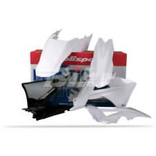 48034: POLISPORT Kit plástica Polisport GAS GAS blanco / negro / blanco 90433