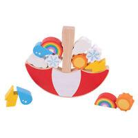 Bigjigs Toys Weather Balancing Game – Kids/Children