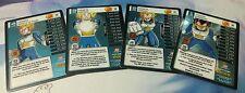 Dragonball Z DBZ TCG Panini Awakening Main Personality MP set level 1-4, Vegeta