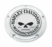 Harley Davidson Derbycover Willie G Skull *25700469* Kupplungsdeckel poliert