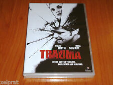TRAUMA - Colin Firth / Marc Evans - ENGLISH / ESPAÑOL - Precintada