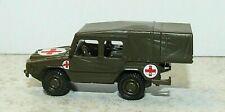 New - H0/00/1:87 Cars - Herpa 700658 - VW Iltis - Paramedic Car - German Army