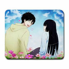 Kimi ni Todoke Anime pink flower vibrant mouse pad