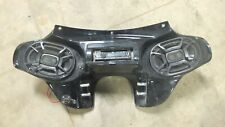 04 Yamaha XV1700 A XV 1700 Road Star Front Fairing Fender Radio Speaker Set