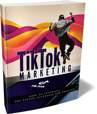 TikTok Marketing - A Digital Book