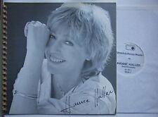 Hanne Haller Gefühlsroulette Testpress LP In Promobooket Rare! 1985