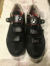 Bontrager RL Inform Road Cycling Shoes Men's Size US11.5 Silver Series Carbon