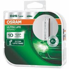 Osram Ultra Life 2 x D2S XENON BULB XENARC NEW HID 66240ULT-HCB (2x)