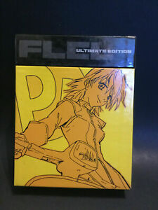 FLCL The Ultimate Edition Box Set (DVD, 2007 4-Disc Set) Anime