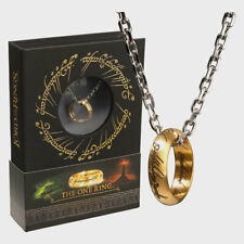 More details for the lord of the rings the one ring necklace in deluxe gift box noble collection