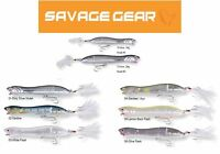 Savage Gear Panic Prey V2 Floating Fishing Lure 10.5cm - 13.5cm Various Colours