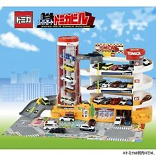 Used TAKARA TOMY TOMICA Super Auto Tomica Building First Edition Color Ver.