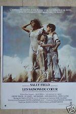 AFFICHE - LES SAISONS DU COEUR - SALLY FIELD 1984