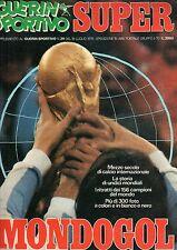 GUERIN SPORTIVO SUPER=MONDOGOL=1978=ITALIA=PAOLO ROSSI=POSTER ARGENTINA