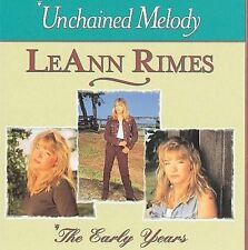 LEANN RIMES - Unchained Melody: The Early Years CD [W13]