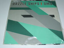 OMD ORCHESTRAL MANOEUVERS IN THE DARK Dazzle Ships - PORTUGAL LP - rare SEALED