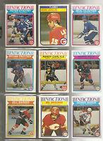 1982-83 O-Pee-Chee Peter Stastny IA #293 (Buy 5 $3.00 Cards Pick 2 Free)