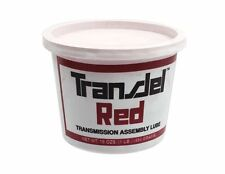 Filtran 801206 Transmission Assembly Lube, Red (1 lb. Tub) (Transjel) ALL 51-17