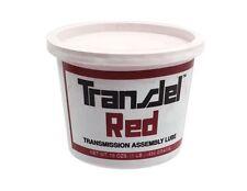 Filtran 801206 Transmission Assembly Lube, Red (1 lb. Tub) (Transjel) ALL 51-17